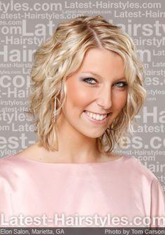 wave perms medium length hair  bing images  hair