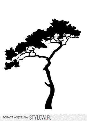 Stylowi Pl Odkrywaj Kolekcjonuj Kupuj Tree Drawing Silhouette Images Silhouette Clip Art