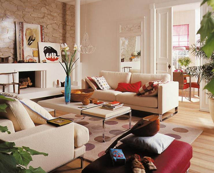 know how edel und g nstig einrichten 10 tipps f r den richtigen mix fireplace pinterest. Black Bedroom Furniture Sets. Home Design Ideas