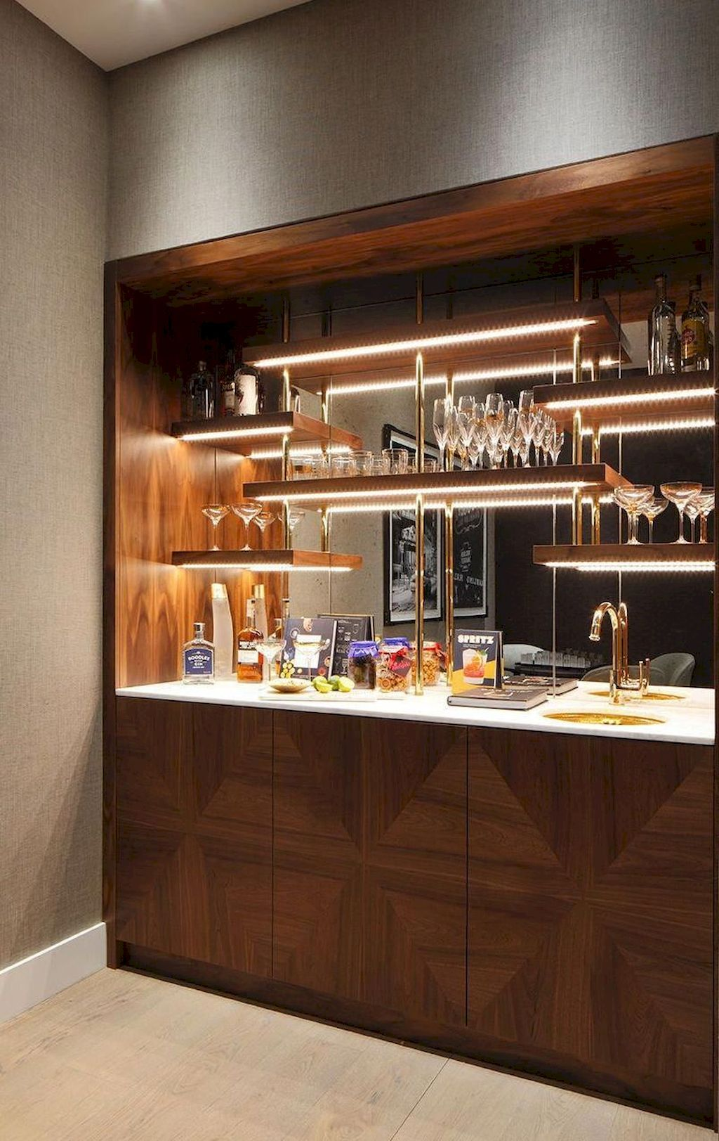 Can Including A Dwelling Mini Bar Make You Safer Add Worth To