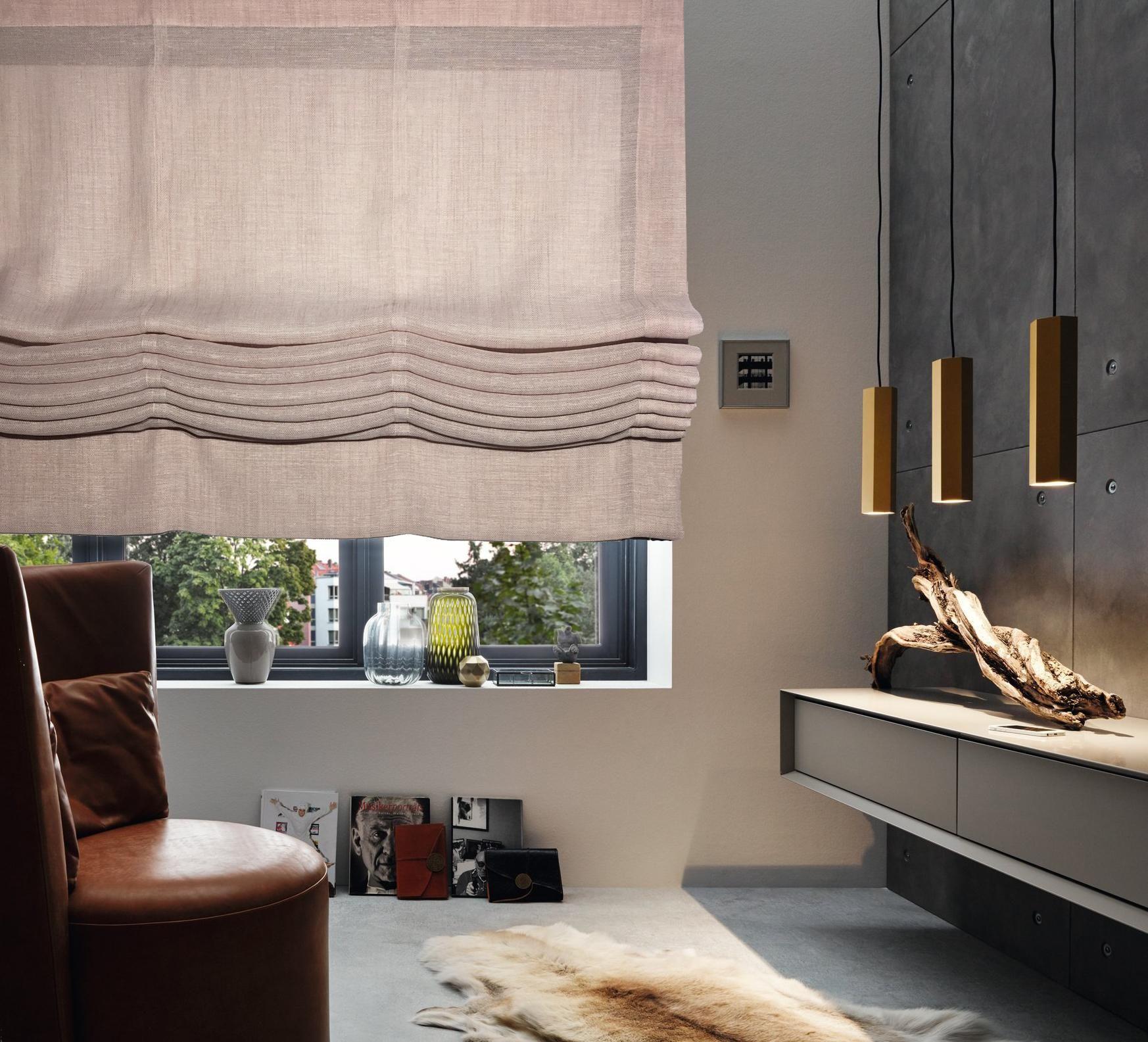 Design Faltrollo Style Pure I Ideen Fur Raume Wohnzimmer Ideen Haus Deko Faltrollo