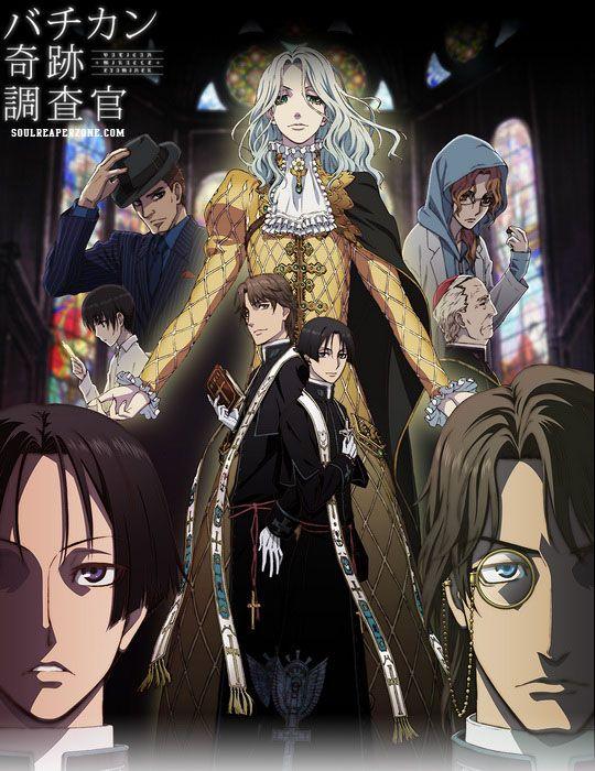 Catholic anime