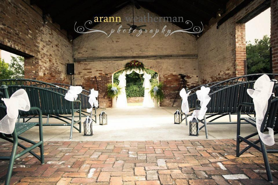 Gazebo Wedding Invitations: Enterprise Mill Events Weddings