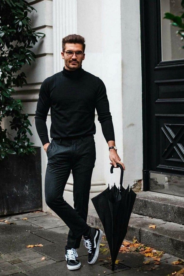 homme mode automne blouse col roul design f a s h ion ha i r en 2019 la mode d 39 hiver pour