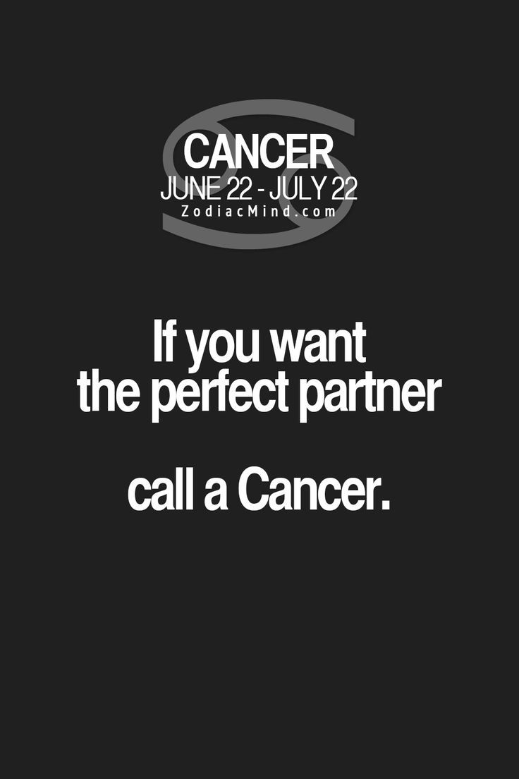 Horoscope for today Cancer - woman and man 46
