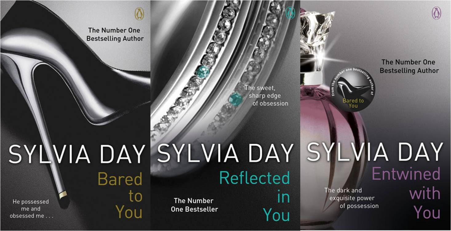 Crossfire series by sylvia day sylvia day crossfire