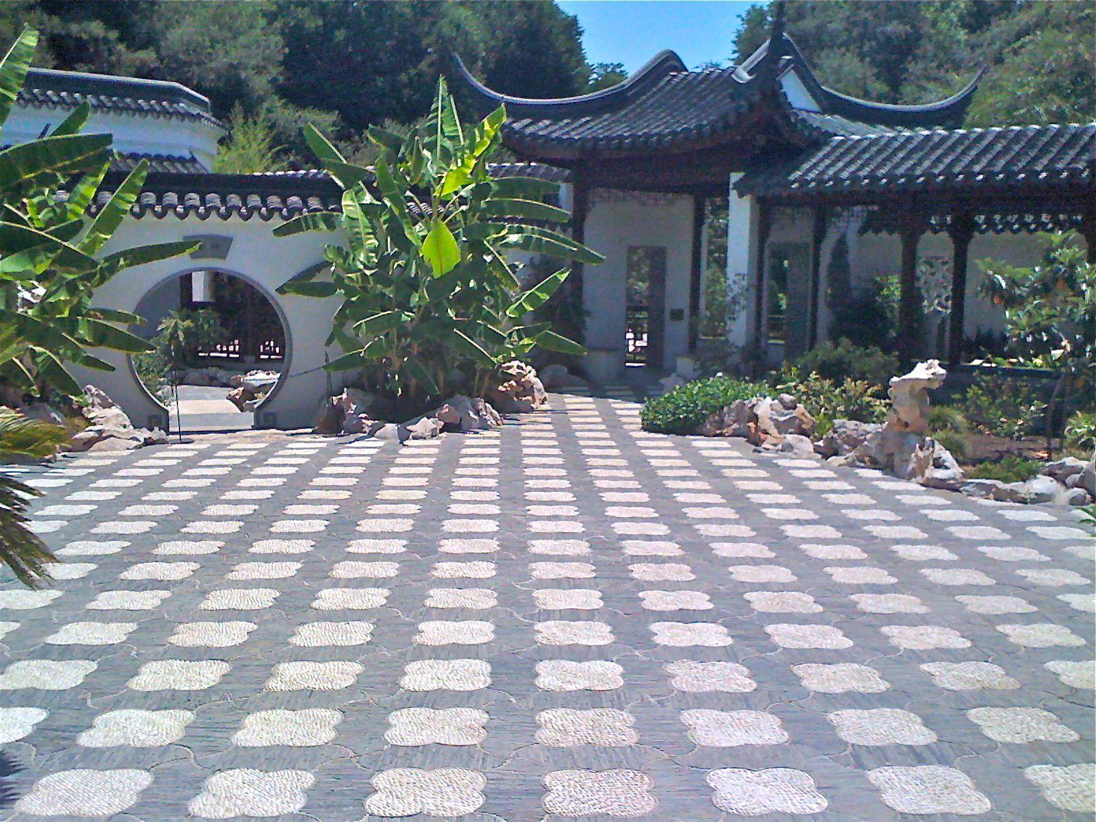 chinese garden huntington library san marino california