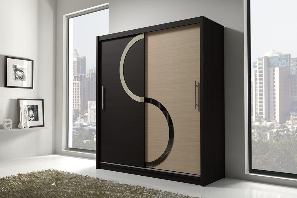 Two Door Sliding Wardrobe Designs