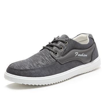Tissu Hommes Lacer Chaussures Casual Sport nqCmI