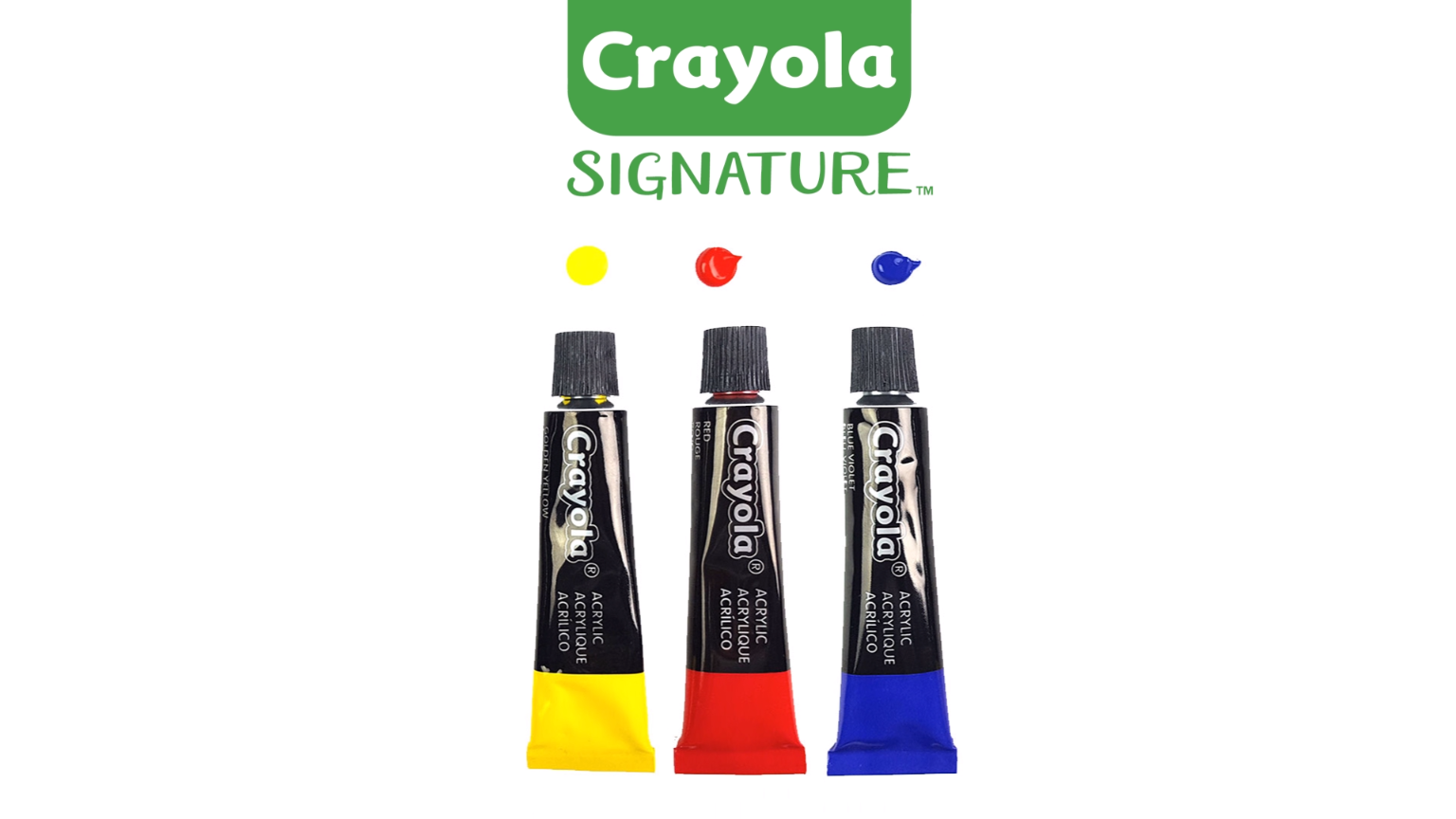 Take Your Artwork To The Next Level With Crayola Signature