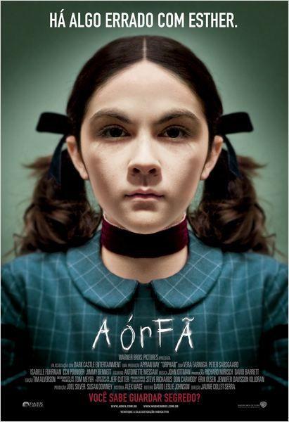 A Orfa Fotos A Orfa Poster Adorocinema Filme A Orfa Melhores Filmes De Terror Filmes Classicos De Terror