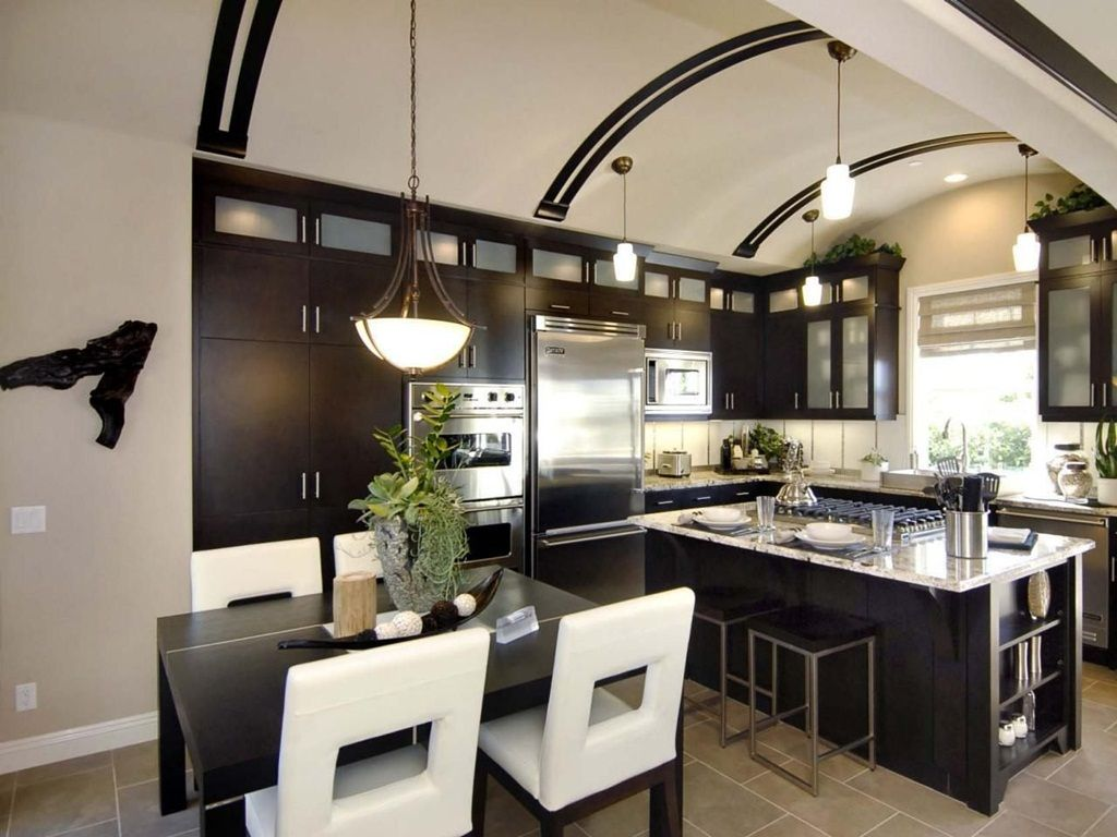 stylish eatin kitchen designs u cozy and decorative with