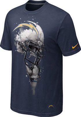 La tranquillità repressione Vulcano  San Diego Chargers Navy Nike Helmet Tri-Blend T-Shirt | San diego chargers,  Chargers, Nike outfits