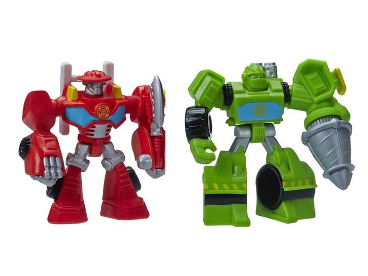 Transformers Rescue Bots Featured Bots Series 01 Set Of 2