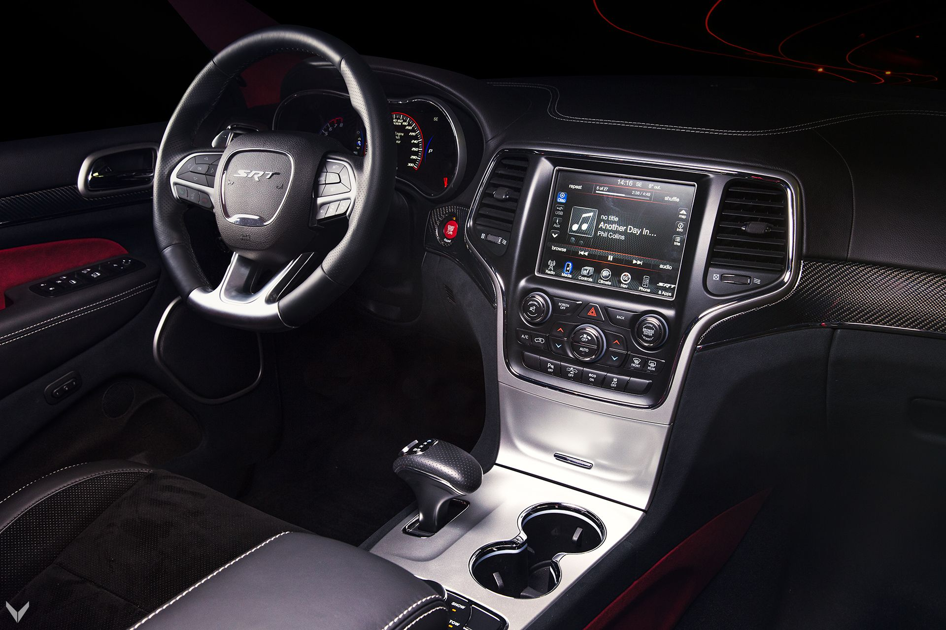 Jeep Grand Cherokee Srt By Vilner With Images Jeep Grand Cherokee
