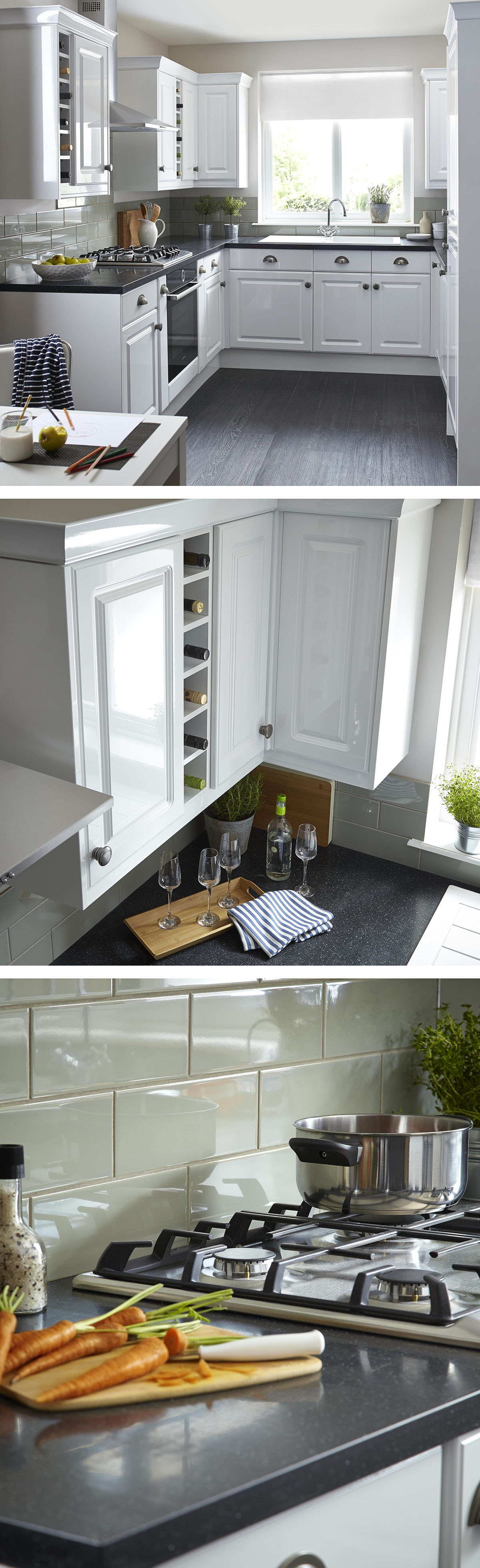 Uncategorized Design Your Dream Kitchen check out this clean sleek and modern look for your dream kitchen which kitchen