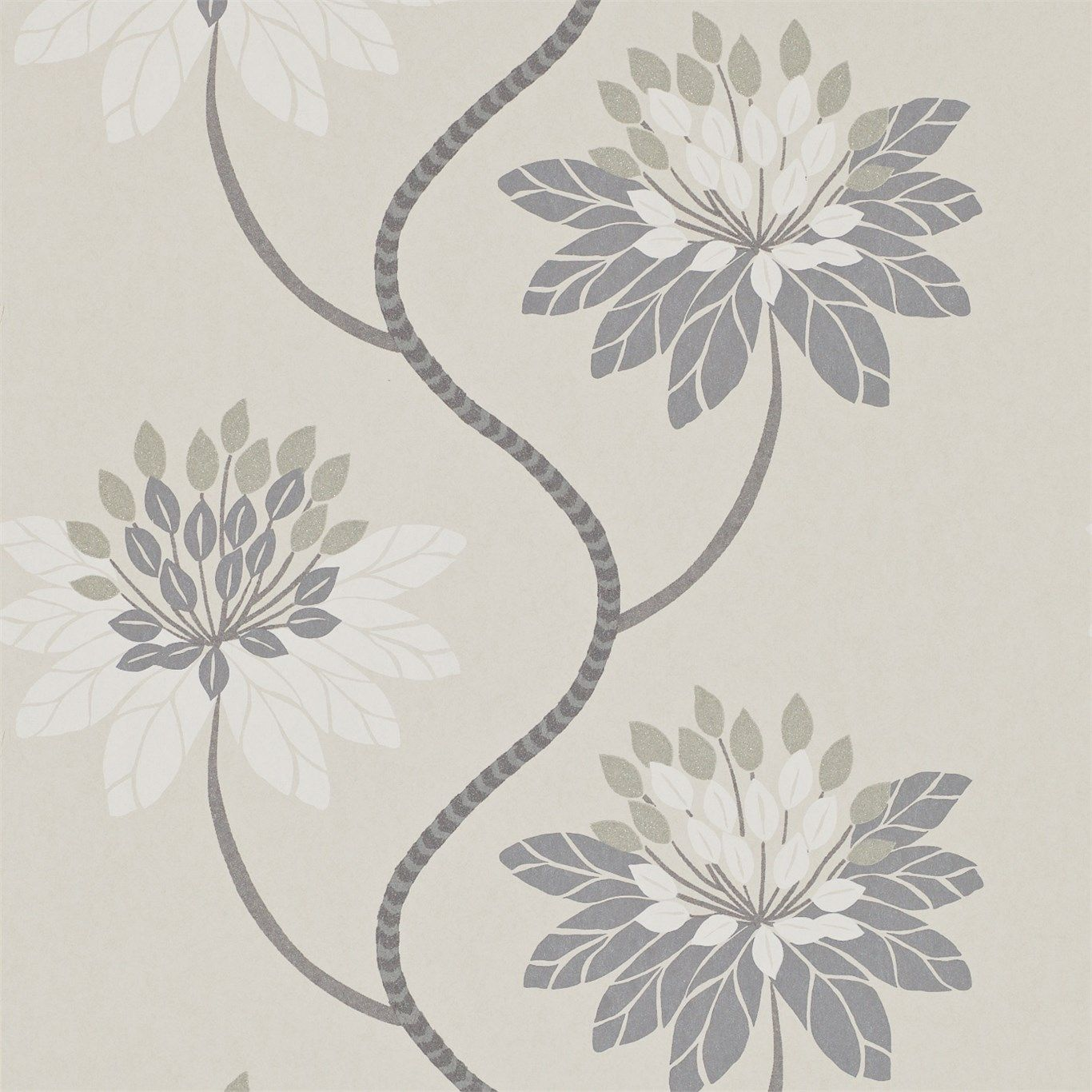 Products | Harlequin - Designer Fabrics and Wallpapers | Eloise (HWHI111191) | Purity Wallpapers