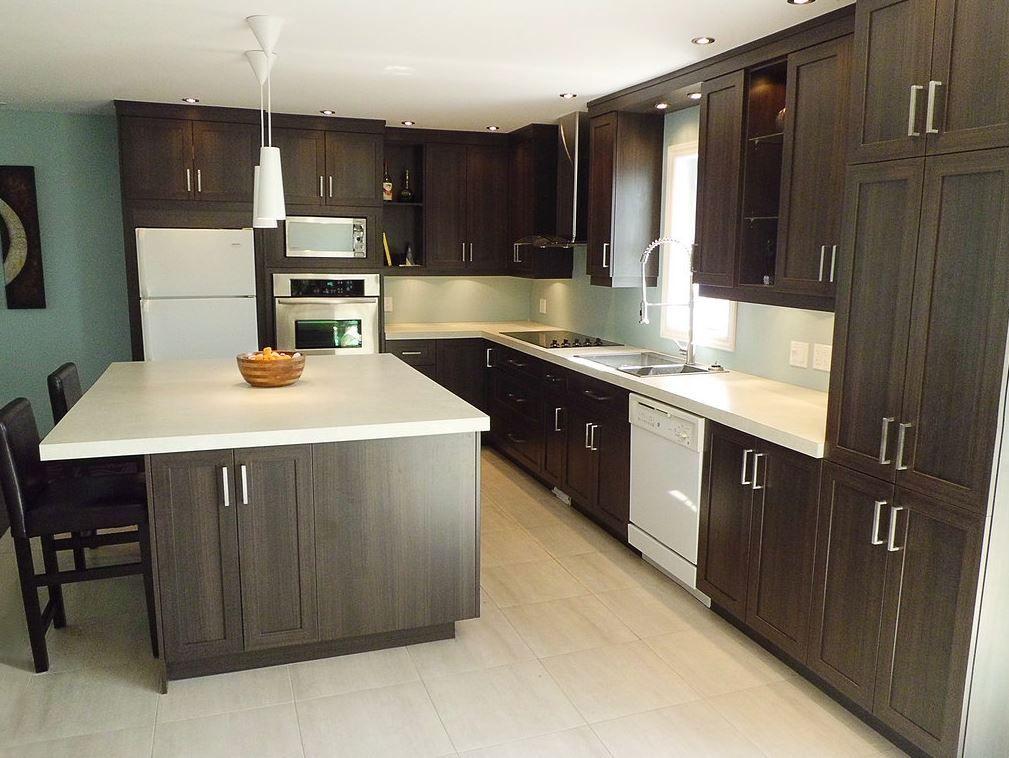 r sultats de recherche d 39 images pour armoires m lamine deco cuisine pinterest armoires. Black Bedroom Furniture Sets. Home Design Ideas