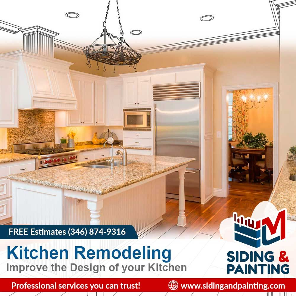 Kitchen #Remodeling in Houston http://bit.ly/2u7pCRr Call ...