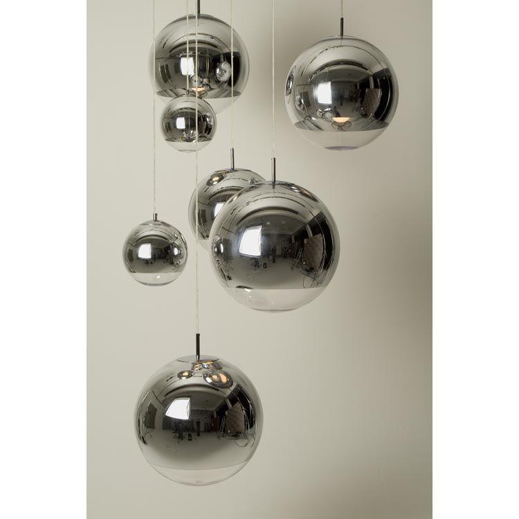 Mini Ball Pendel 25 Cm Drommeleilighet Pinterest Tom Dixon