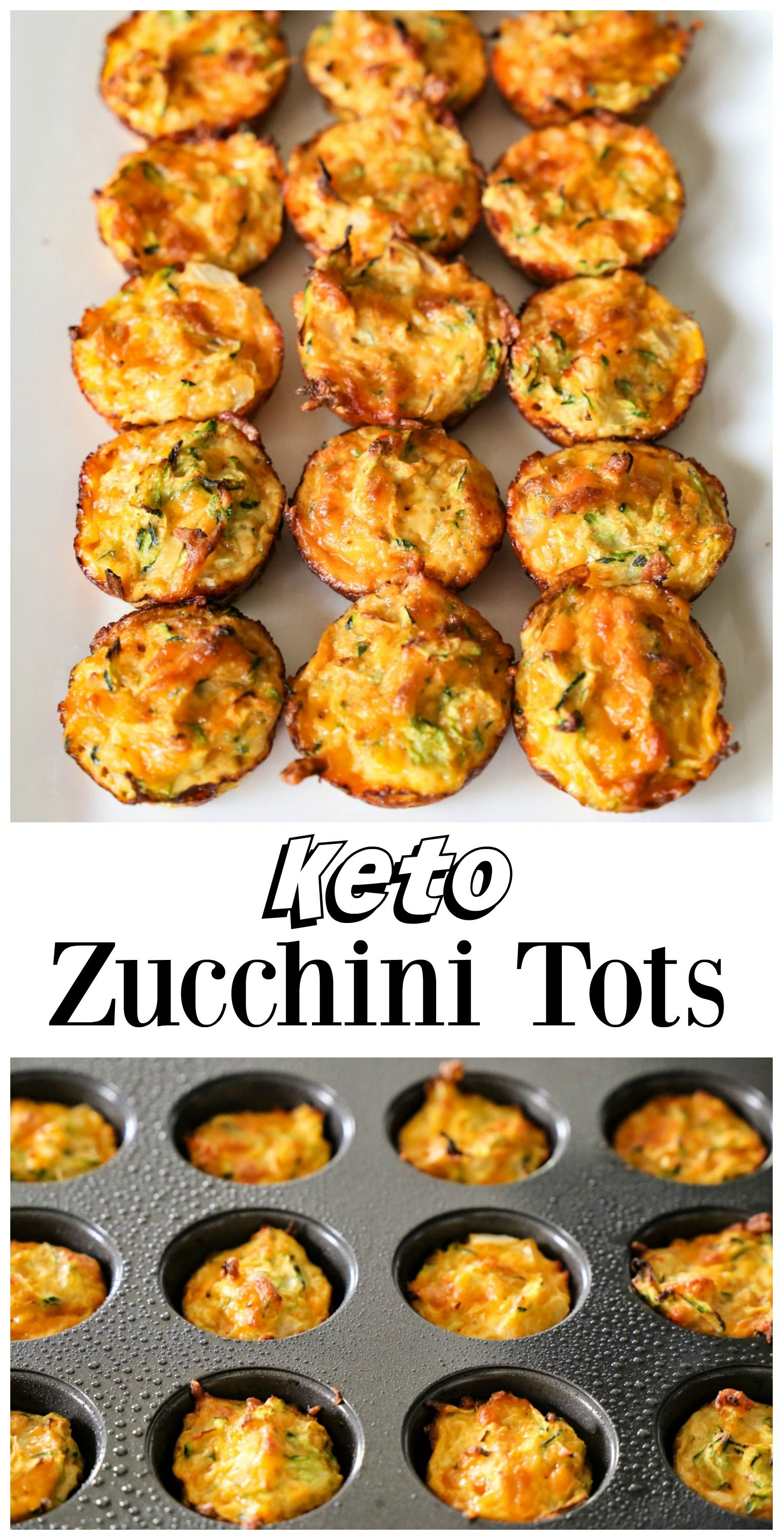 Zucchini Tots | Recipe | Keto and Low Carb Recipes | Ketogenic cookbook, Keto, Keto snacks