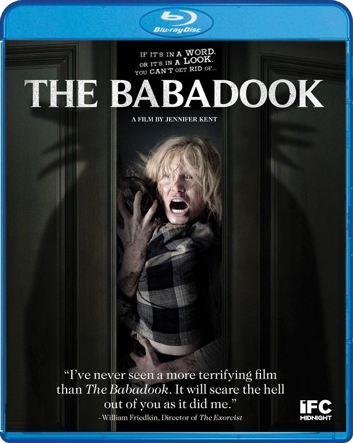 Details on the upcoming Blu-ray release of The Babadook from Scream Factory. Available 4/14/2015