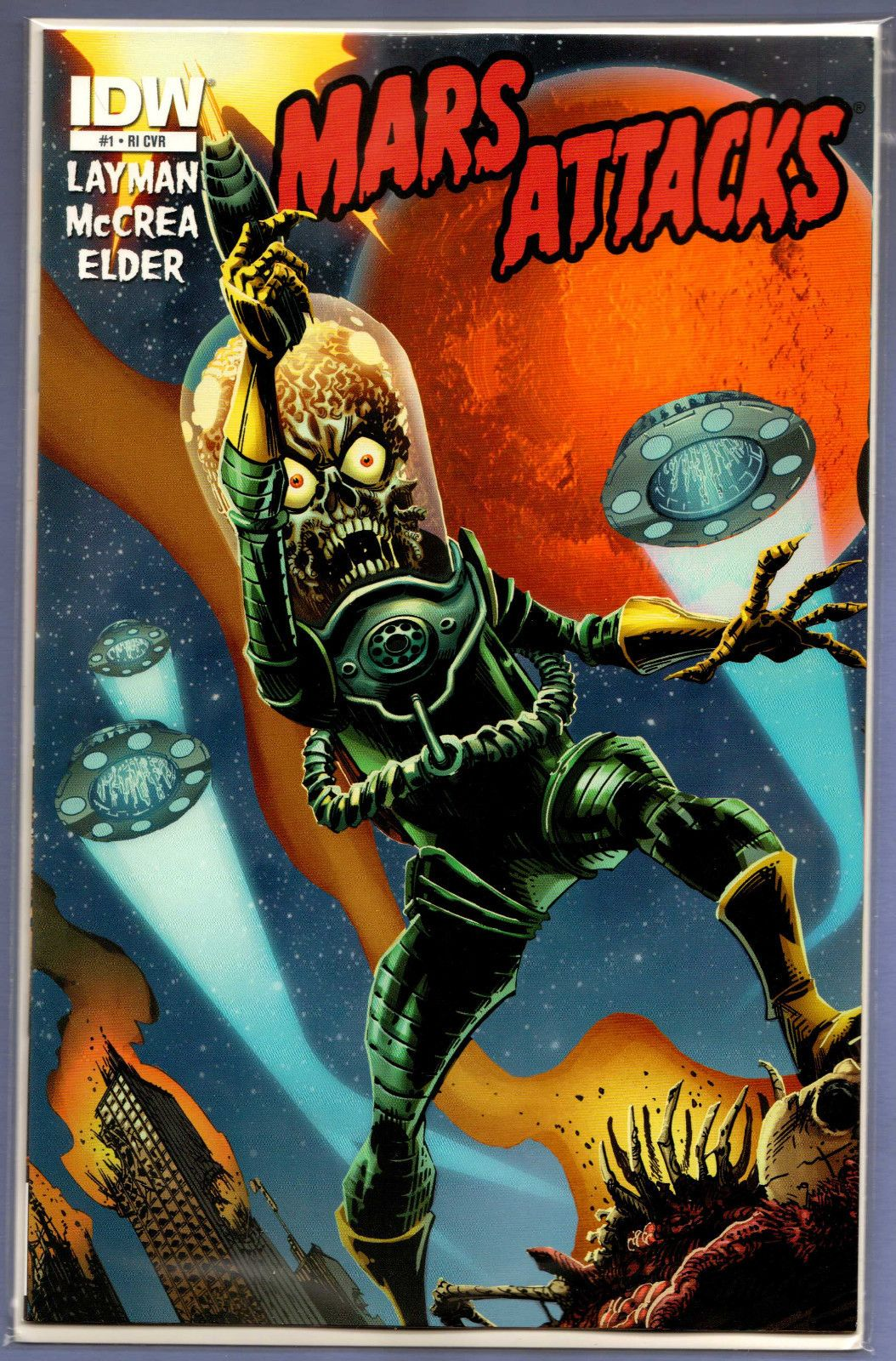 Mars Attacks - IDW