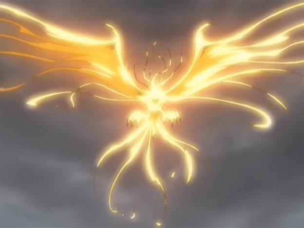 Egyptian God Phoenix - Yu-Gi-Oh!