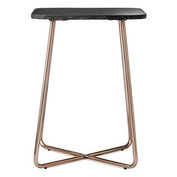 Black U0026 Copper Accent Table   Threshold™
