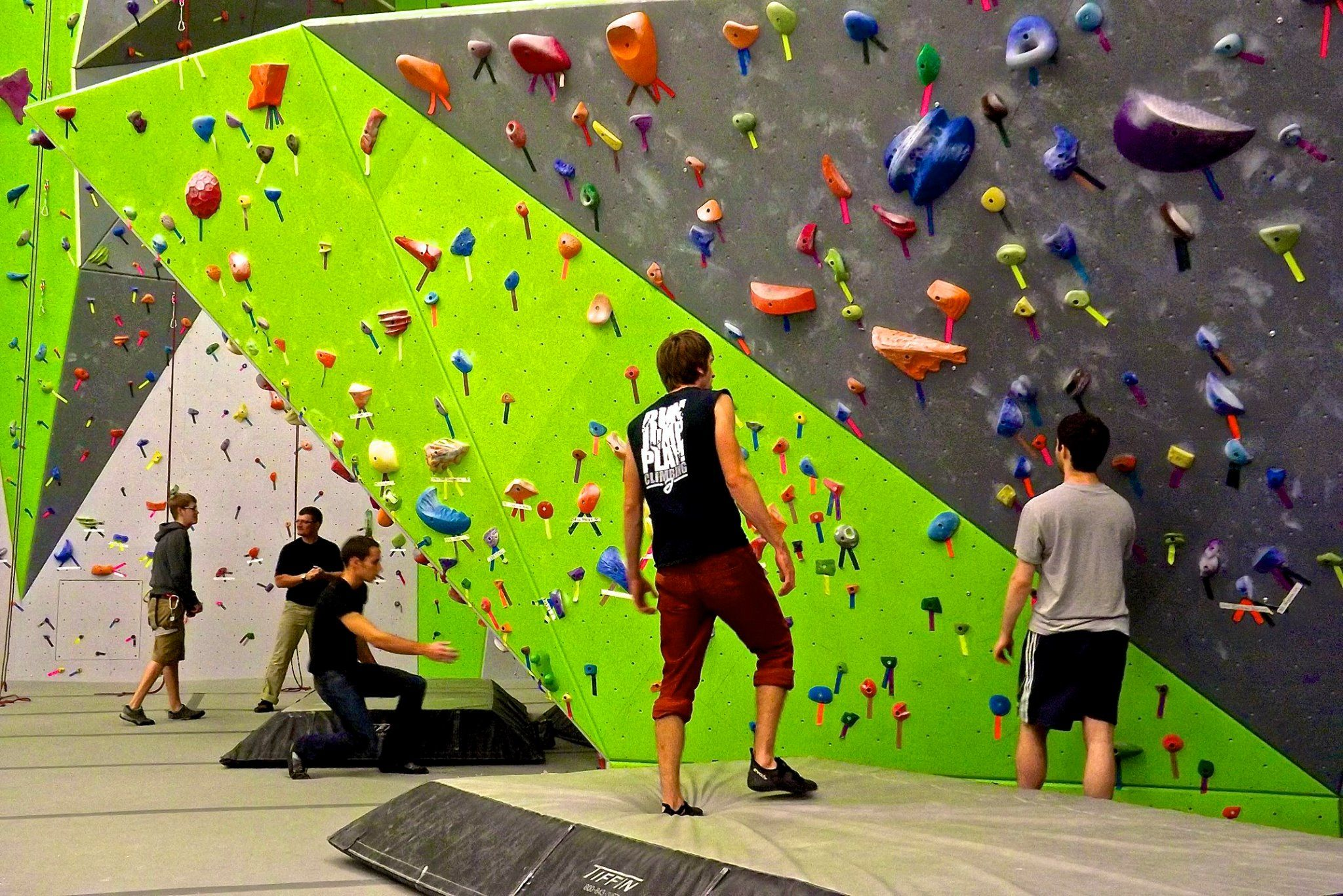 Spooky Nook climbing and arcade - Lancaster, PA | Travel | Pinterest
