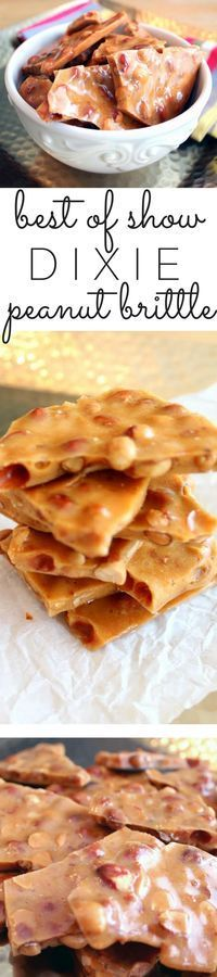 Best of Show Dixie Peanut Brittle | Rezept | Recipes | Pinterest ...