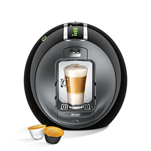 Delonghi Edg 605 B Nescafe Dolce Gusto Circolo Kaffeekapselmaschine 1500 Watt Automatisch Schwarz Dolce Gusto Home Coffee Machines Single Coffee Maker