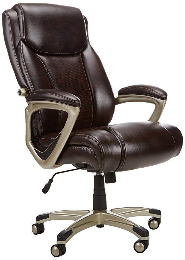 Groovy Amazonbasics Big Tall Executive Chair Amazon Basics Andrewgaddart Wooden Chair Designs For Living Room Andrewgaddartcom