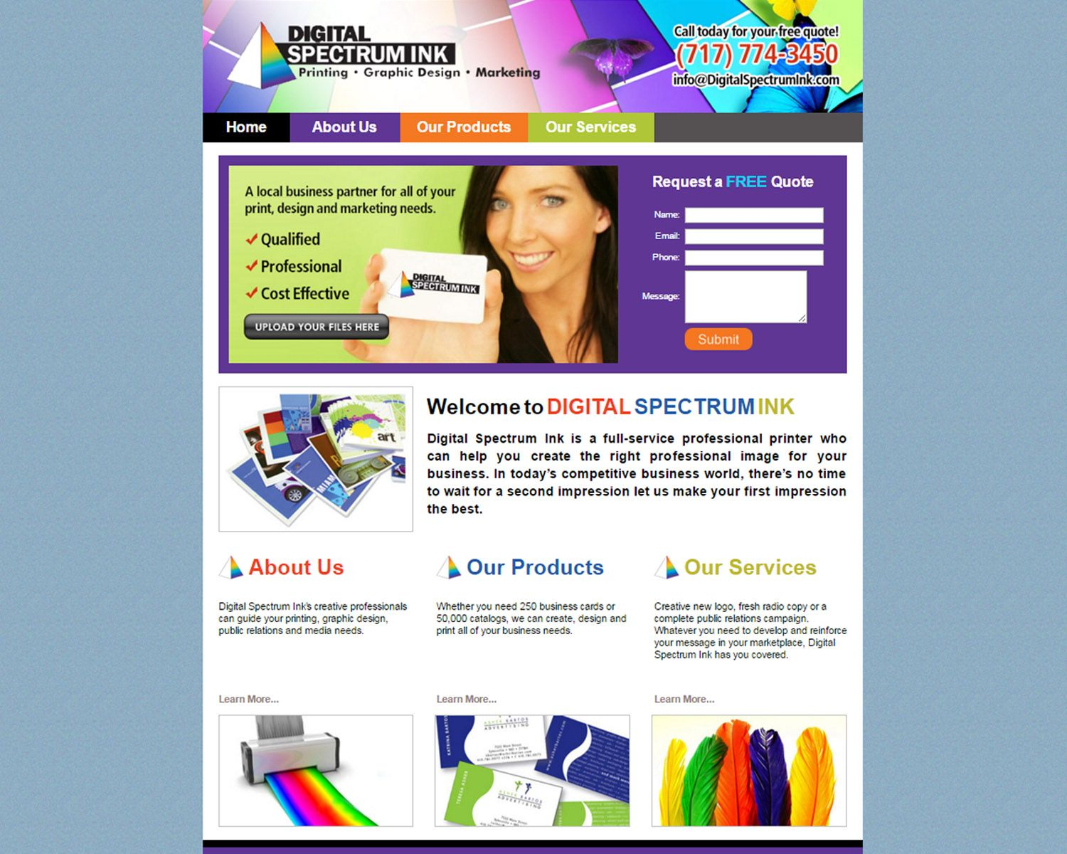 Web design choose a professional #webdesign and #WebDevelopment For your #Website