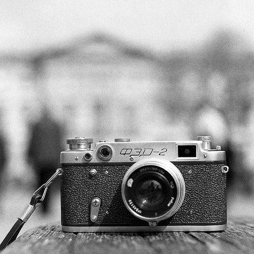 b, camera, old, vintage