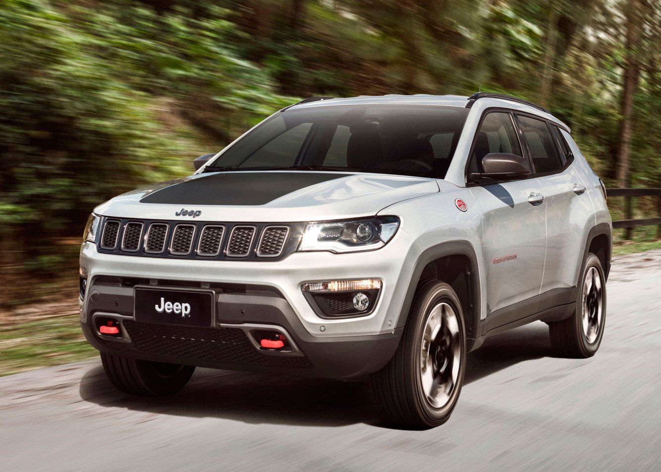 Proxima Geracao Do Jeep Compass 2017 Estreia No Brasil Jeep