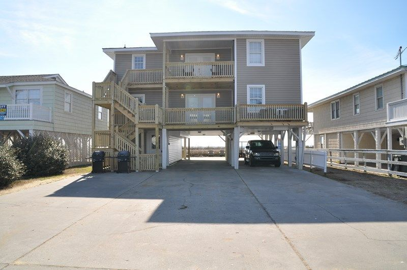 Oceanfront Pet Friendly HouseCherry Grove,... VRBO