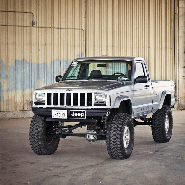 Jeep Comanche Pioneer | Pinterest Jeep club! | Pinterest ...