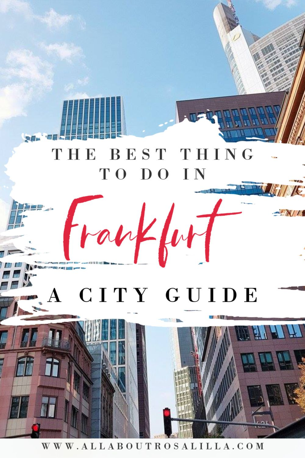 The Best Things To Do In Frankfurt Things To Do Europe Travel