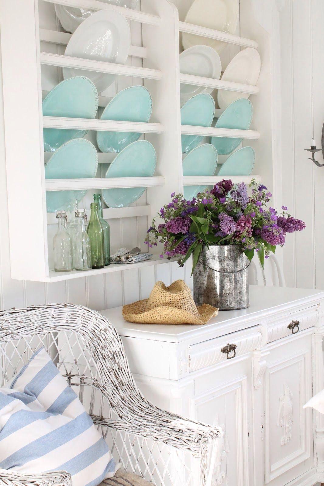 Shabby chic shabby chic loves pinterest shabby shabby chic decor and kitchens - Pinterest shabby chic kitchens ...