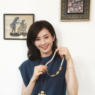 高垣麗子の私服画像