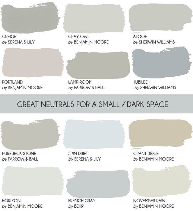 Design Mistake #3: Painting a small, dark room white (Emily ...