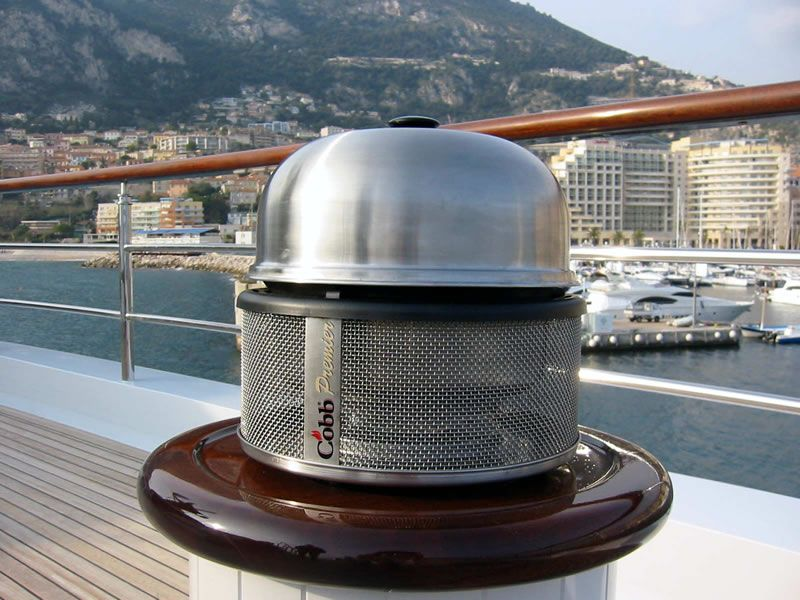 Where are you looking forward to taking your Cobb Grill to this season? • See all the models at http://cobb-america.com/cobb-cookers.php