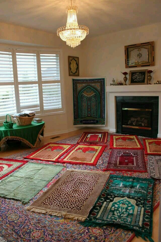 Prayer Room SpacesPrayer RoomsIslamic