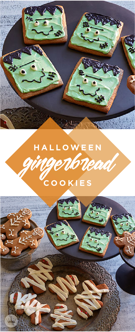 Would you believe that gingerbread cookie dough from the