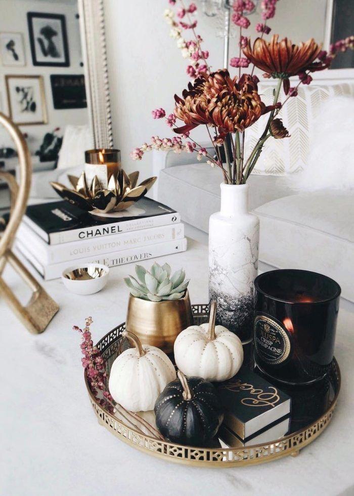 Herbst-Dekor-Ideen  - Pumpkin Time - #HerbstDekorIdeen #Pumpkin #Time #falldecorideas