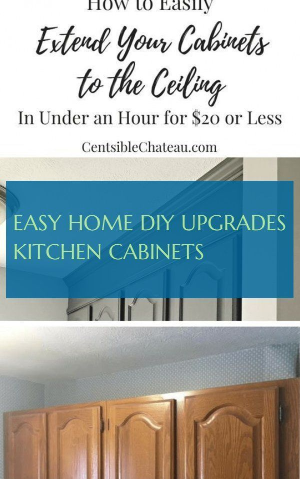 Photo of easy home diy upgrades kitchen cabinets, easy home diy evaluates kitchen cabinets …