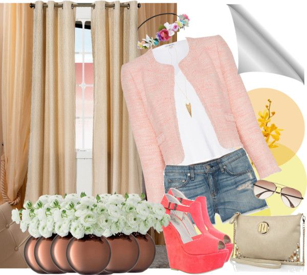 """""""Southern City Girl"""" by mellr on Polyvore"""