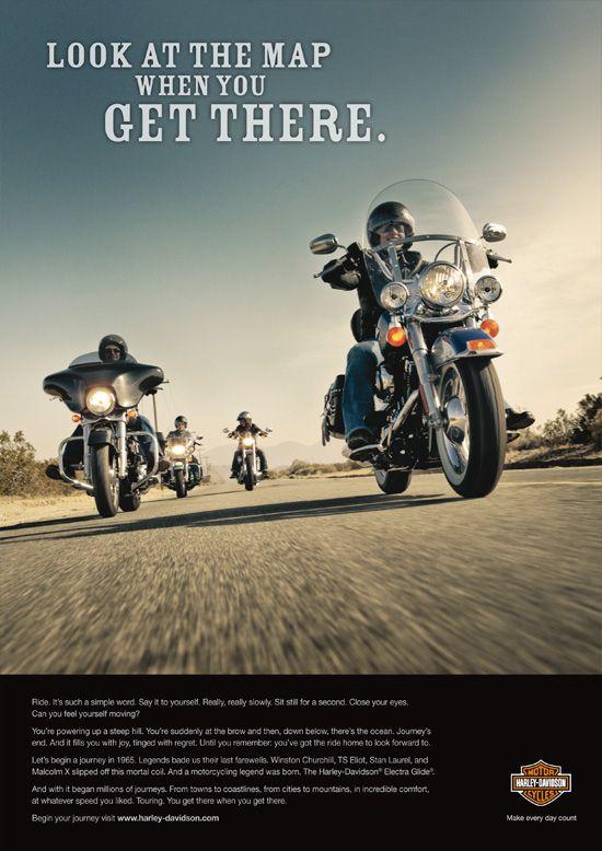 Harley Davidson Advertising: Harley Davidson Ads - Cerca Con Google