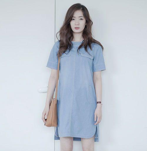Những kiểu váy suông đẹp bạn nên sắm ngay trong mùa thu   Phong cách thời trang, Thời trang, Quần áo